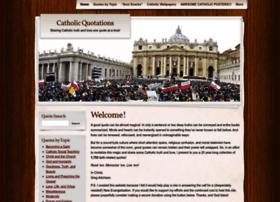 catholicquotations.com