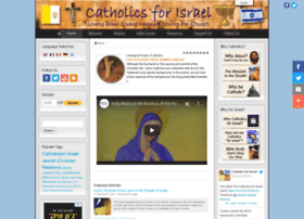 catholicsforisrael.com