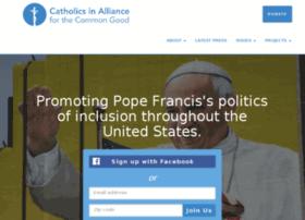 catholicsinalliance.org