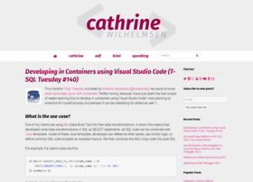 cathrinewilhelmsen.net