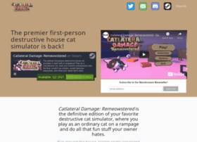 catlateraldamage.com