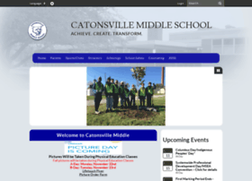 catonsvillems.bcps.org