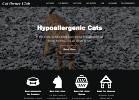 catownerclub.com