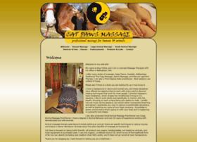 catpawsmassage.com