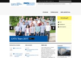 cats.rwth-aachen.de