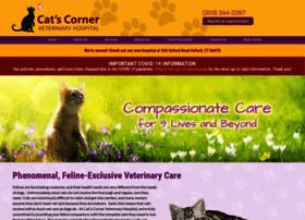 catscornervet.com