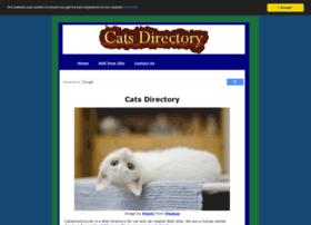 catsdirectory.net