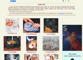 catsfineart.com