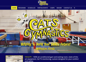 catsgymnastics.com