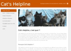 catshelpline.weebly.com