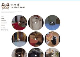 catsofinstagram.com