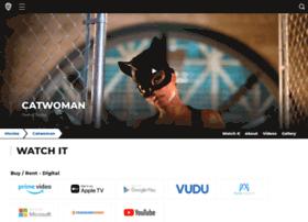 catwoman.warnerbros.com