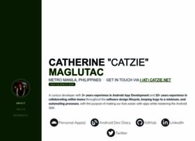catzie.net