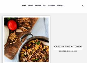 catzinthekitchen.com