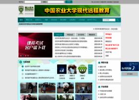 cau-edu.net.cn