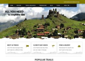 caucasus-trekking.com