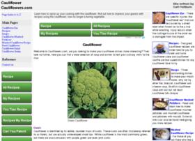 cauliflowers.com
