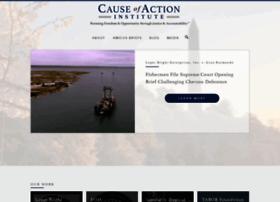 causeofaction.org
