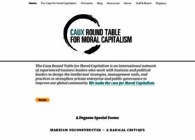 cauxroundtable.org