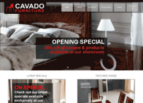 cavadofurniture.co.za
