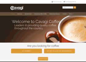 cavagicoffee.com