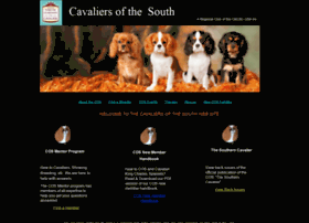 cavaliersofthesouth.org