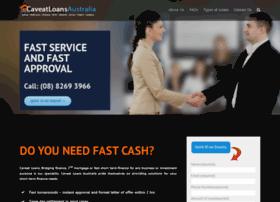 caveatloansaustralia.com.au