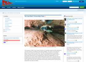 cavediver.net