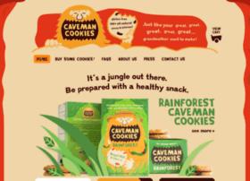 cavemancookies.com