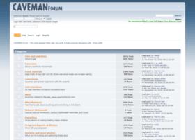 cavemanforum.com