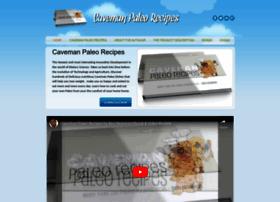 cavemanpaleorecipes.weebly.com