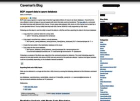 cavemansblog.wordpress.com