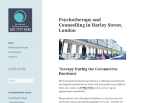 cavendishpsychotherapy.co.uk