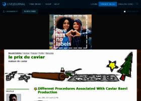 caviarboy.livejournal.com