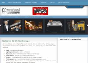 caworkshops.com