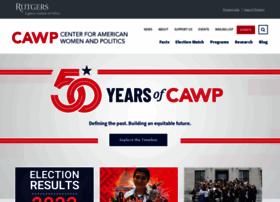 cawp.rutgers.edu