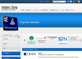 caymanislands.index2day.com