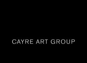 cayreartgroup.com
