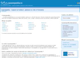 cazarepedia.ro