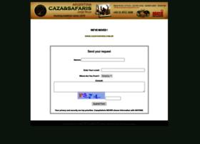 cazaysafarisargentina.com