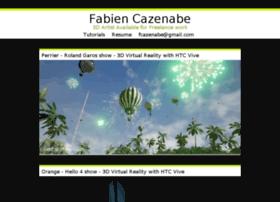 cazenabefabien.com
