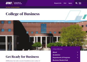 cba.uni.edu