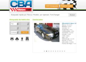 cbamotors.com