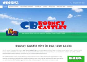 cbbouncycastles.co.uk