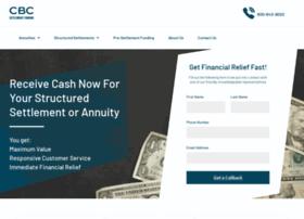 cbcsettlementfunding.com