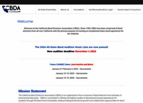 cbda.org