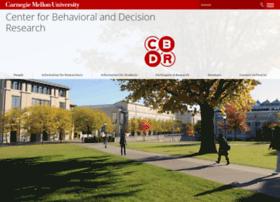 cbdr.cmu.edu
