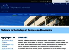 cbe.wwu.edu