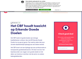 cbf.nl