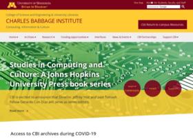 cbi.umn.edu